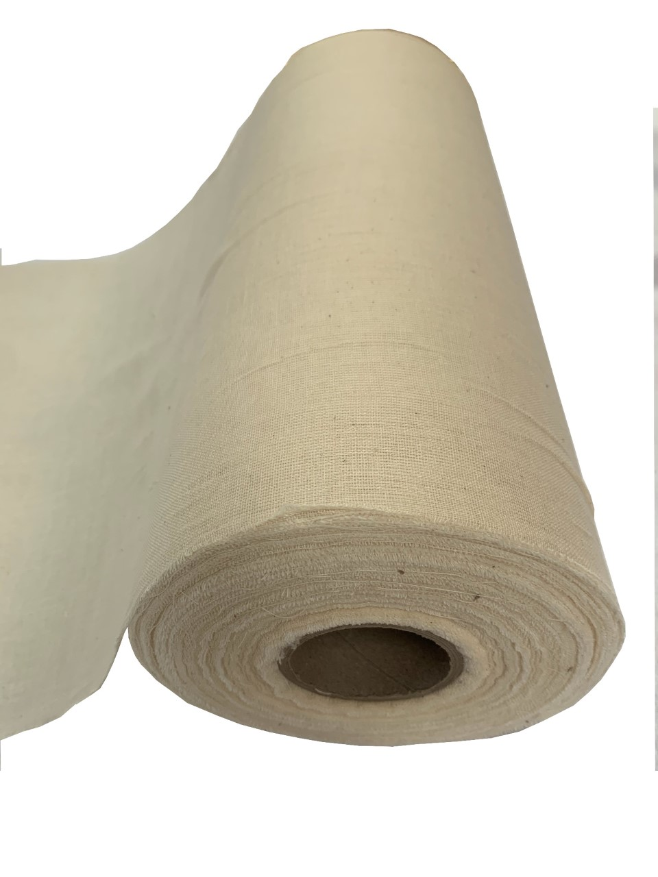 "14"" Unbleached Grade 90 Cheesecloth Roll - 100 Yards"