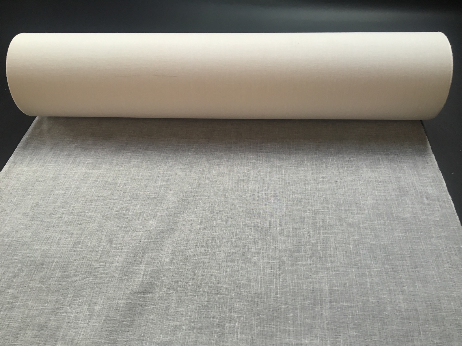 "24"" Wide Grade 90 Cheesecloth Roll Bleached"