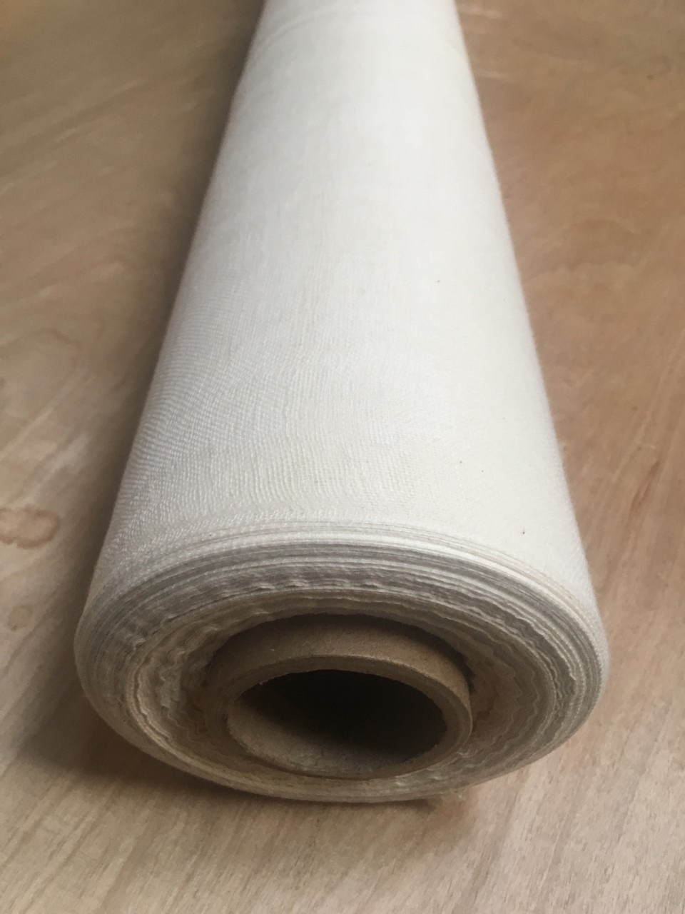 "Grade 60 Unbleached 36"" Wide Cheesecloth Roll - 100 Yards"