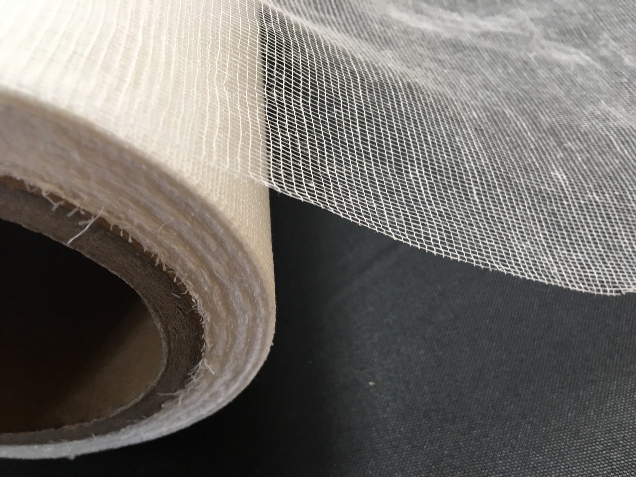 "Grade 10 Cheesecloth 12"" Wide 100 Yard Roll - White"