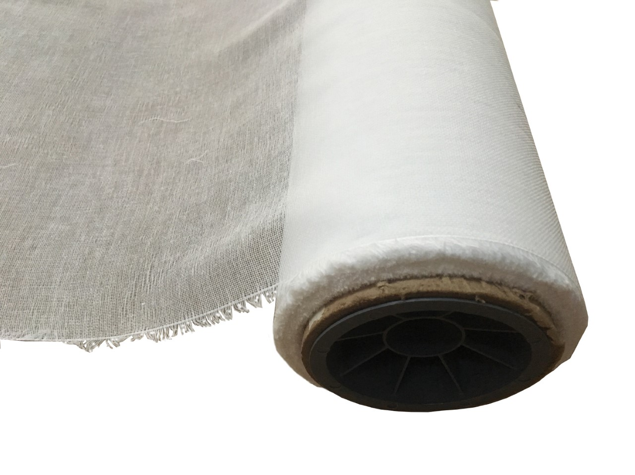 Grade 60 White Cheesecloth With Core Plugs 42 Yard Roll